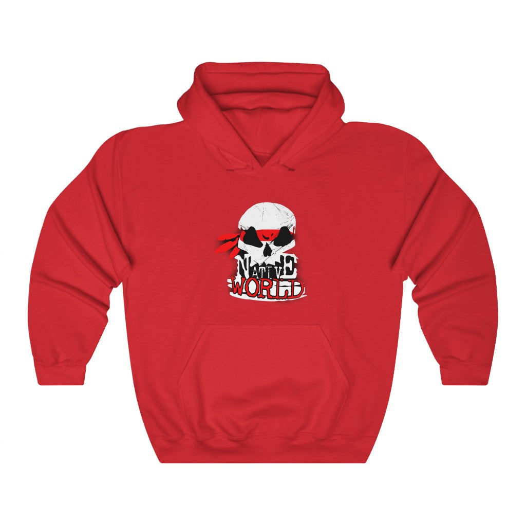 NaUnisex Heavy Blend™ Hooded Sweatshirt