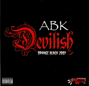 ABK Devilish CD
