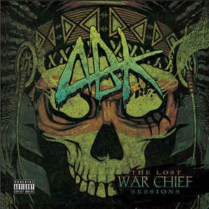ABK Lost Warchief Sessions CD