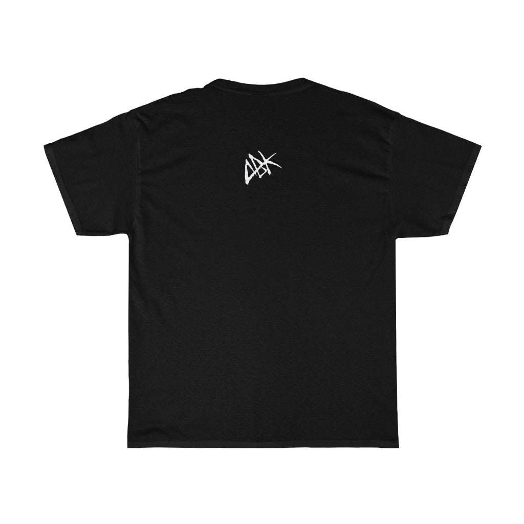 ABK GhUnisex Heavy Cotton Tee
