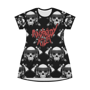 AnyAll Over Print T-Shirt Dress