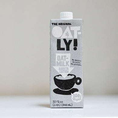Lait d'Avoine Barista 946 ml