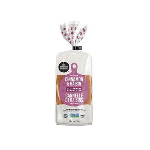 Pain sans gluten raisin cannelle 482g