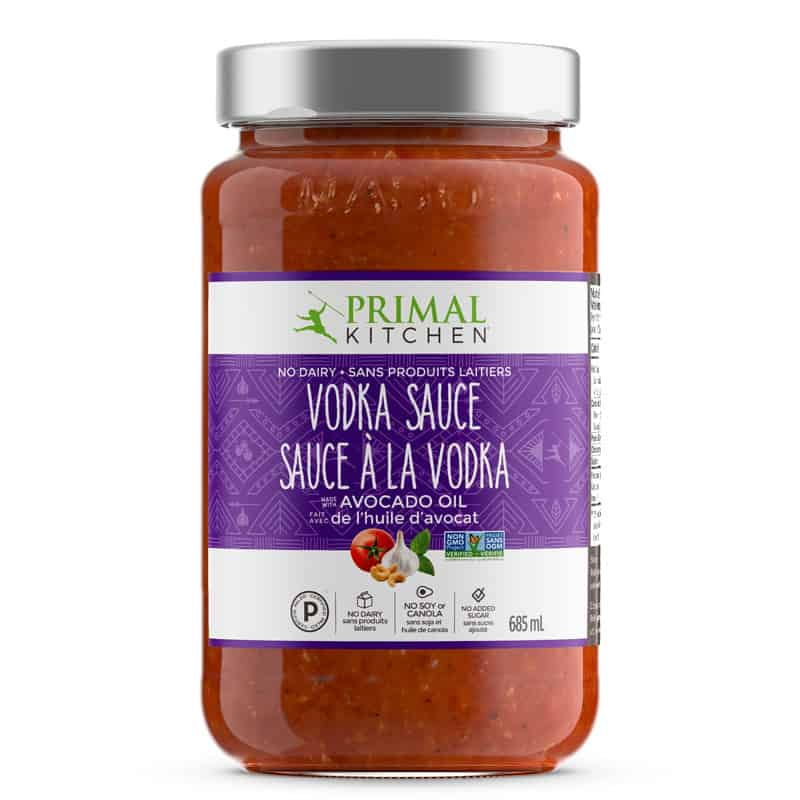 Sauce à la vodka 685ml
