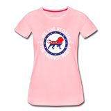 We The People 1776 The Patriot Party Women's Premium T-Shirt - pink