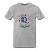 Patriot Party - We The People Men's Premium T-Shirt - heather gray