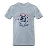 Patriot Party - We The People Men's Premium T-Shirt - heather ice blue