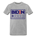 Biden - Very Bad. Would Not Recommend Men's Premium T-Shirt - heather gray