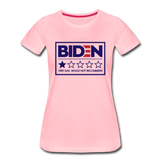 Biden - Very Bad. Would Not Recommend Women's Premium T-Shirt - pink