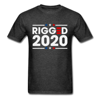 RIG*ED 2020 Unisex Classic T-Shirt - heather black
