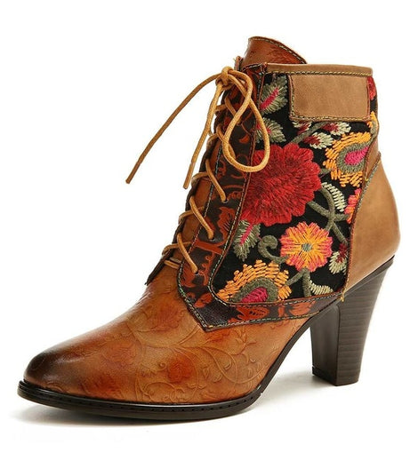 VC Flower Boots
