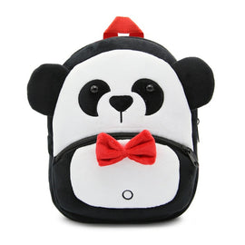 Children Cartoon Backpack Panda