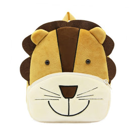 Children Cartoon Backpack Lion