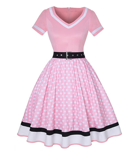 VC Polka Dress