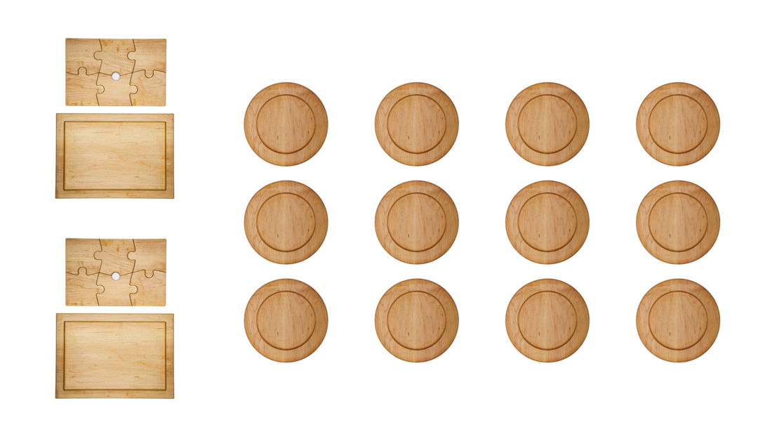 Dining Bundles (Maple)