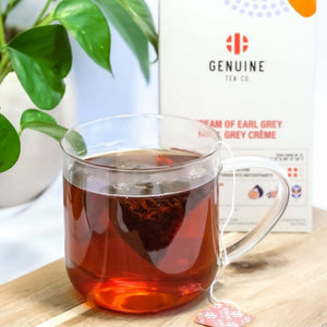 Tea (Plastic Free Pyramid Teabags) various flavours available