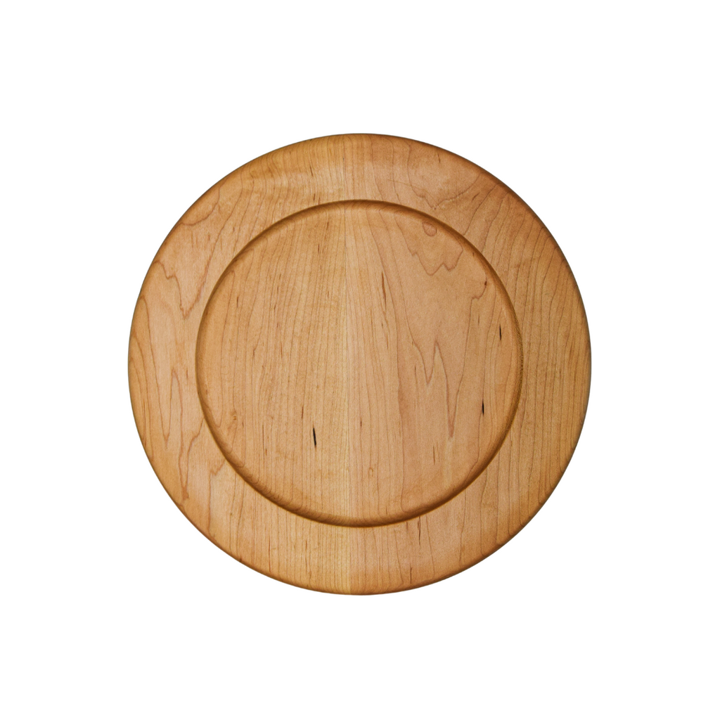 Service Plate (Maple)