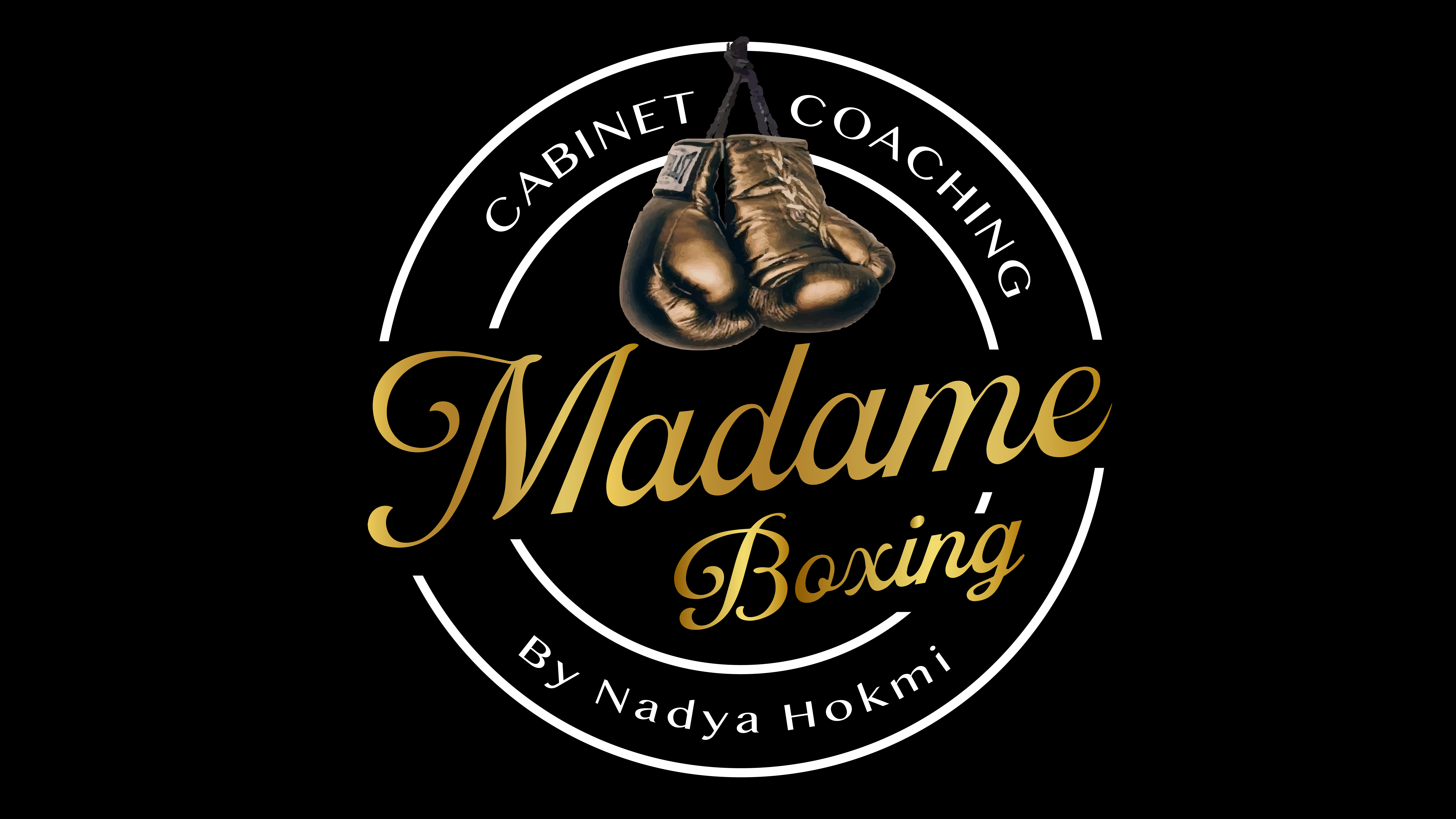 madame boxing couverture