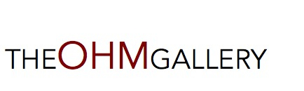 The OHM Gallery  logo