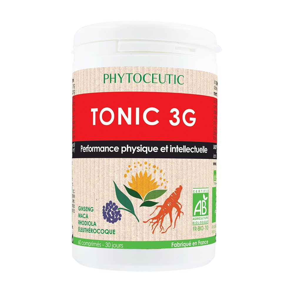 Tonic 3G - Anti-fatigue