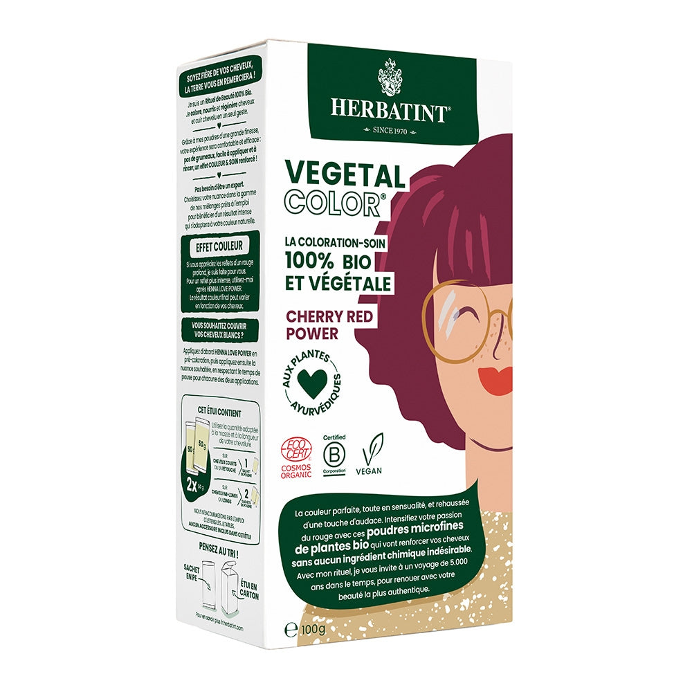 Vegetal Color - Couleur & Soin 100% Bio