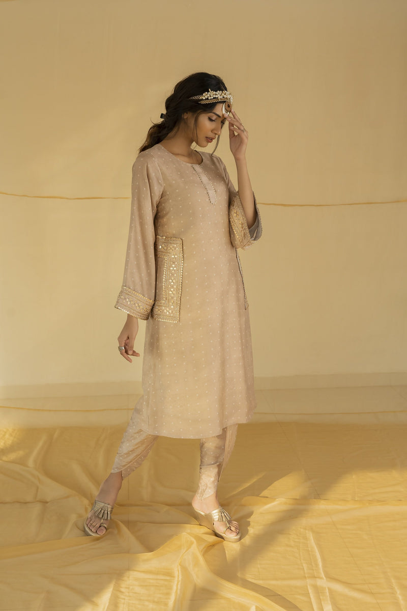 Pakistani kurta set - Monsoon.thedesignerstore