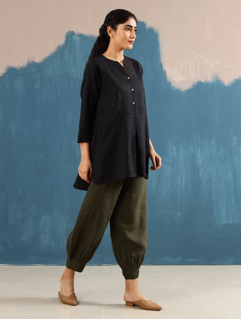 Roshi Linen Top - Monsoon.thedesignerstore