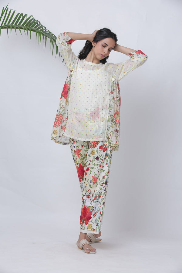 Rumi top & pant - Monsoon.thedesignerstore