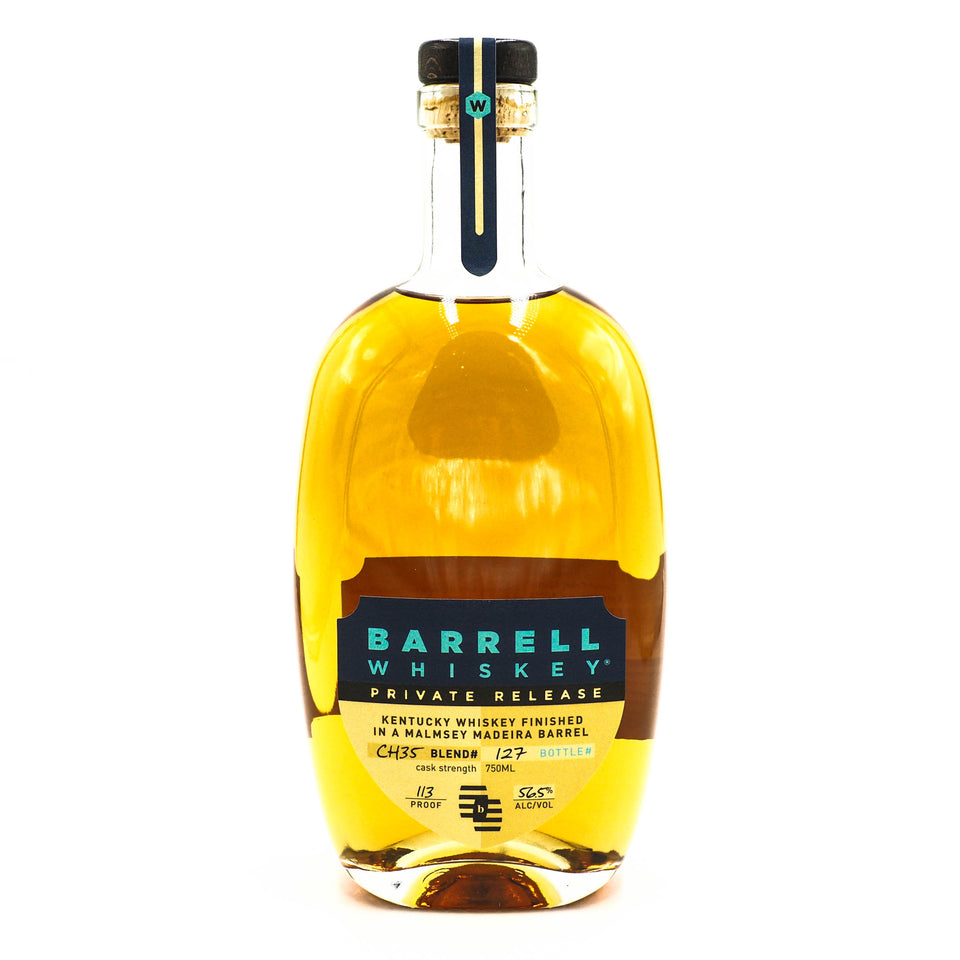 Barrell CH35 Malmsey Madeira Finish Whiskey