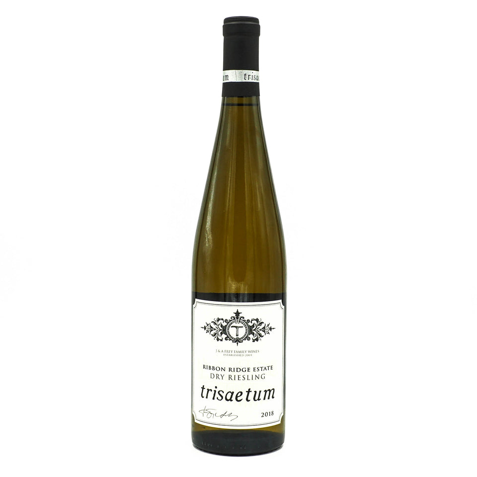 Trisaetum Ribbon Ridge Estate Riesling 2018