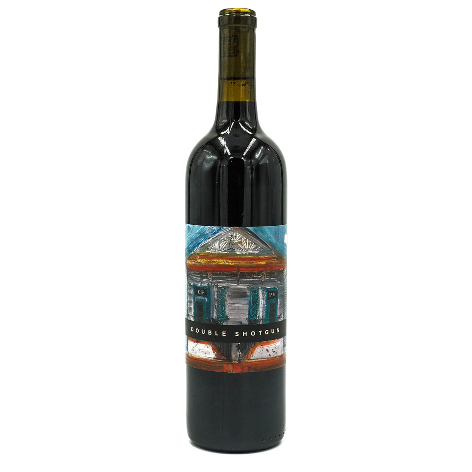 Double Shotgun Napa Valley Red Blend 2018