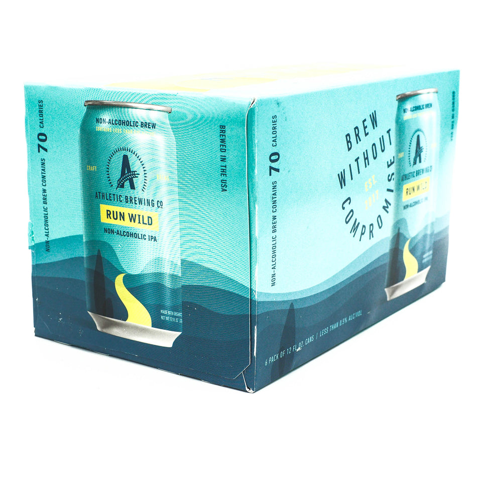 Athletic Run Wild N/A IPA 6pk