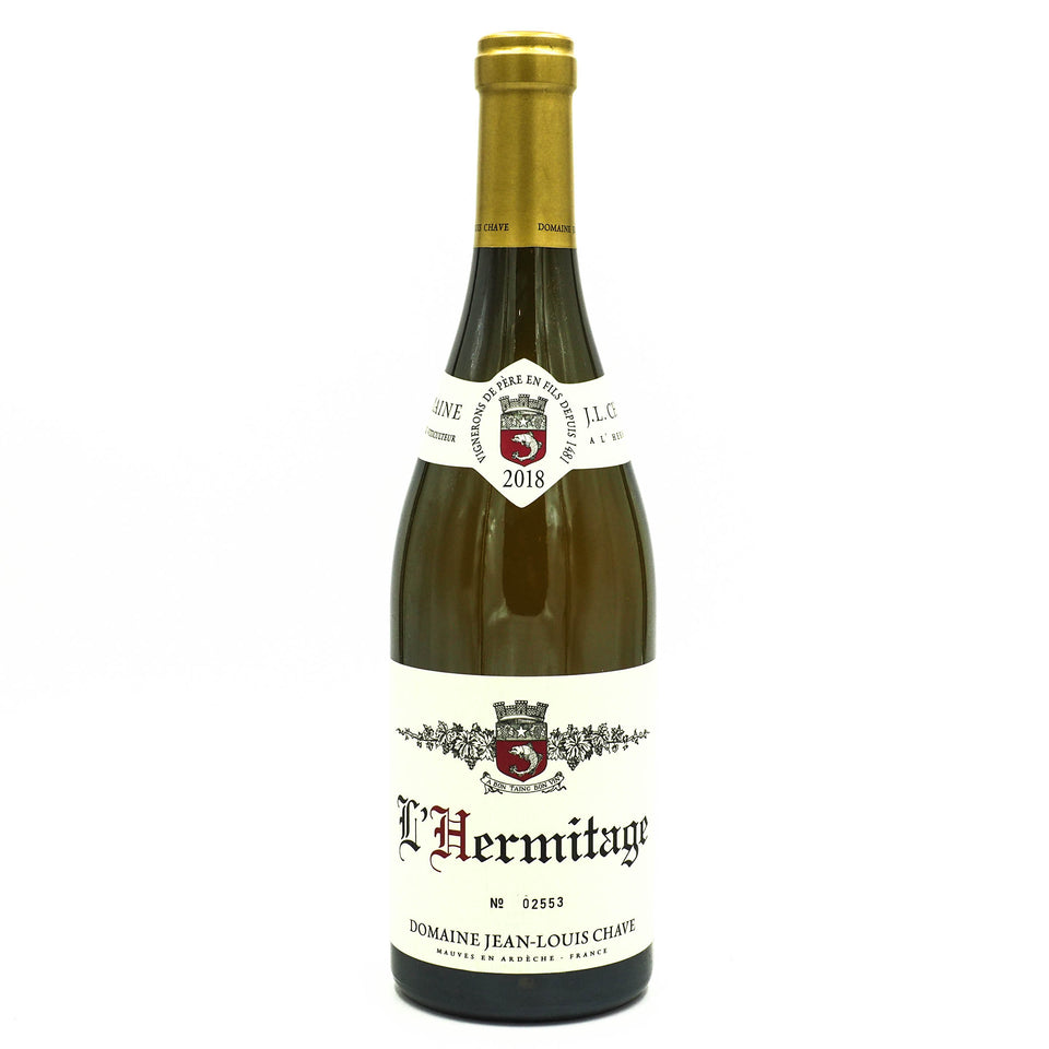 Domaine Jean-Louis Chave Hermitage Blanc 2018