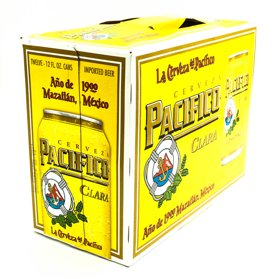 Pacifico 12pk 12oz Cans
