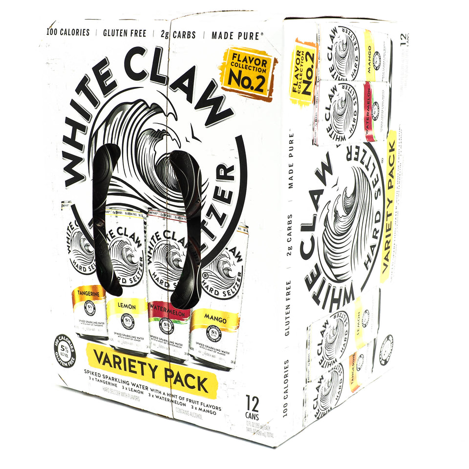 White Claw Variety #2 12pk Cans