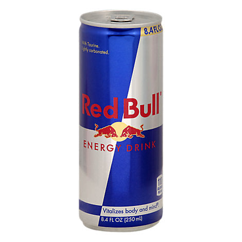Red Bull 8.4oz Can