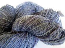 Load image into Gallery viewer, OOAK Handspun Yarn - 20-01 blue...