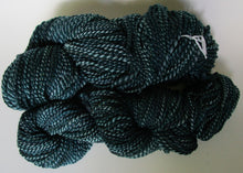 Load image into Gallery viewer, OOAK Handspun Yarn 20-06 dark teal...