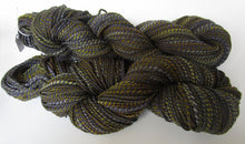 Load image into Gallery viewer, OOAK Handspun Yarn - 20-18 - deep woodland green