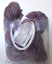 Load image into Gallery viewer, OOAK Handspun Yarn - 20-24 - Lavender delight