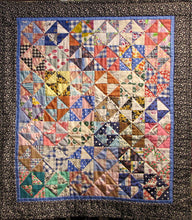 "Load image into Gallery viewer, ""Broken Dishes"" Quilt"