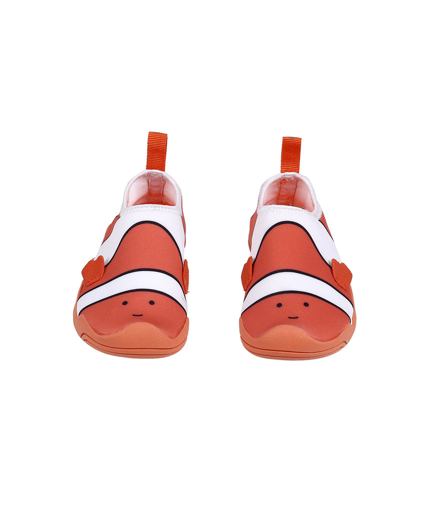 Ballop aqua shoes, Molly kids, orange