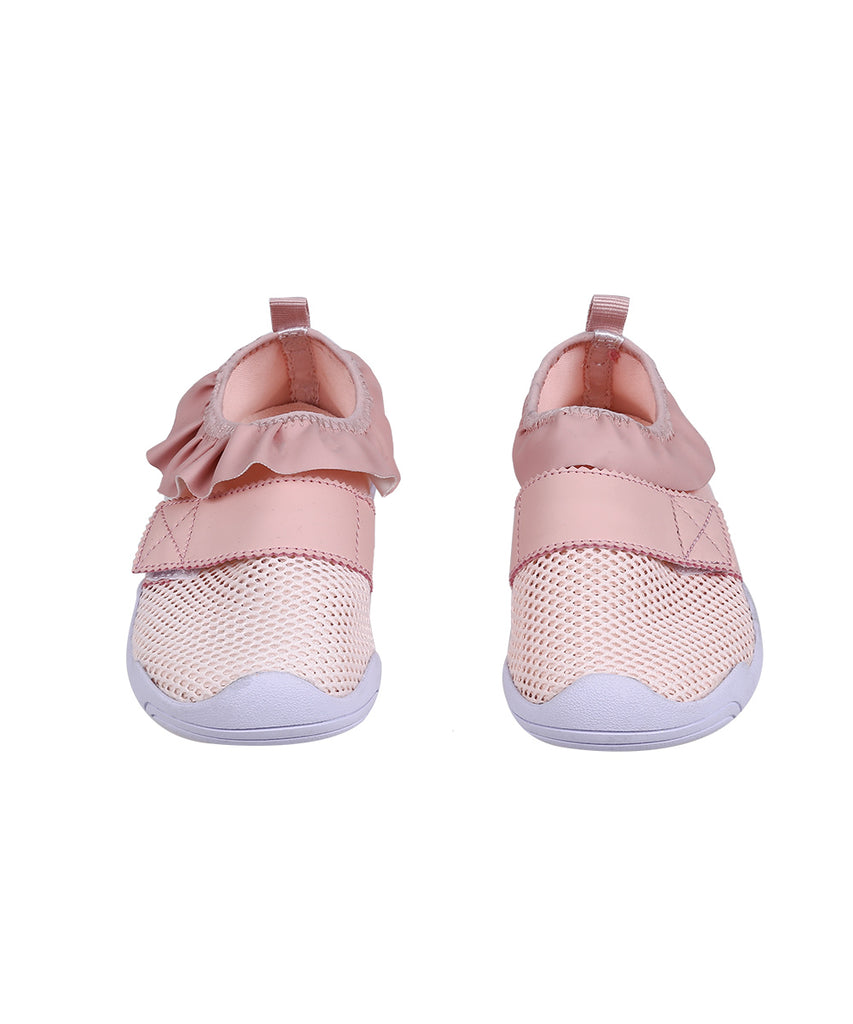 Ballop aqua shoes, princess kids, pink