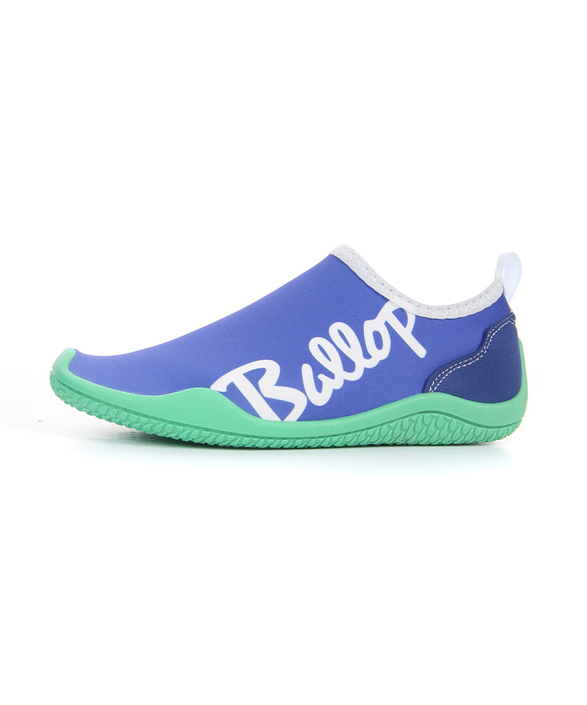 Ballop aqua shoes, Lettering kids, purple