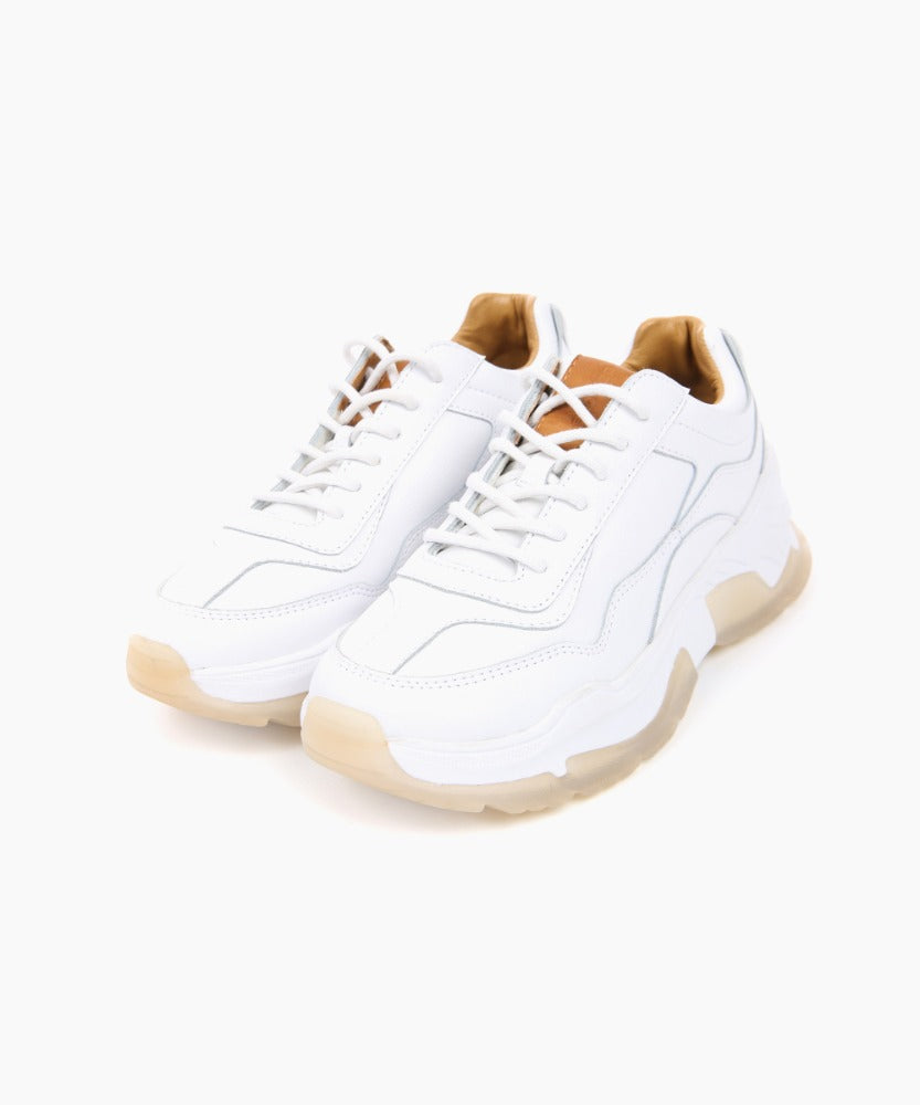 BSR SNEAKERS BOSSTALL WHITE