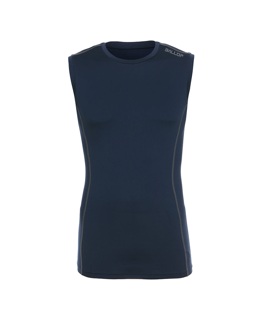 TECHFIT UNDER LAYER TANK TOP NAVY