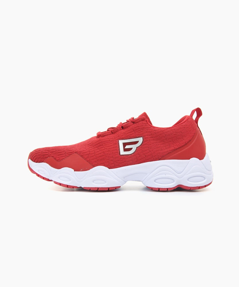 REFLEX SNEAKERS MAGMA RED