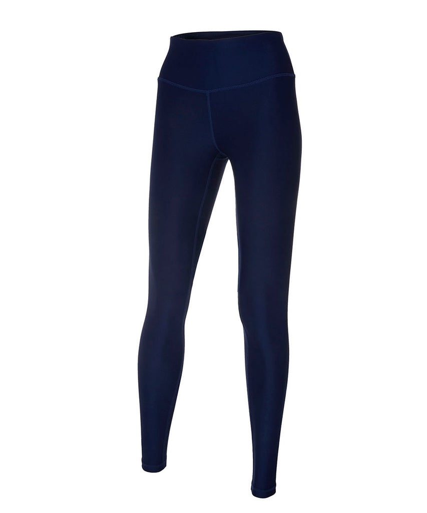 MID WAIST 9 LEGGINGS, NAVY