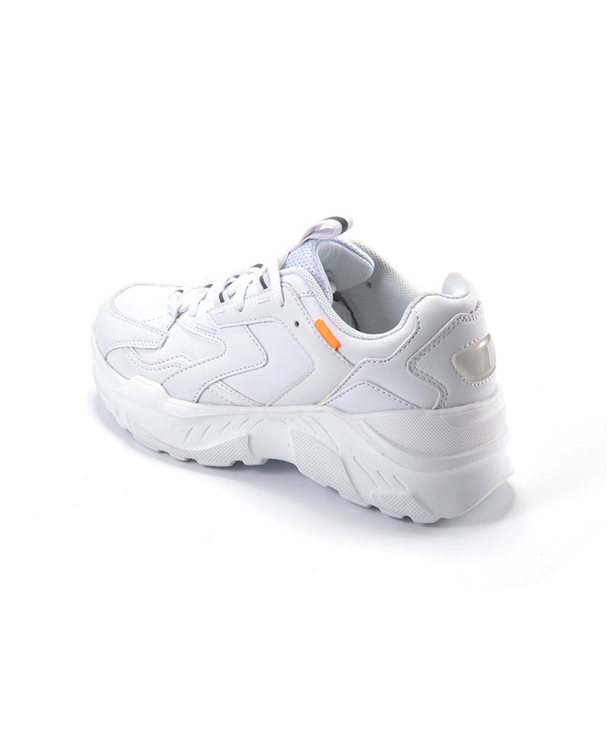 BOMBER AIR UGLY SHOES WHITE
