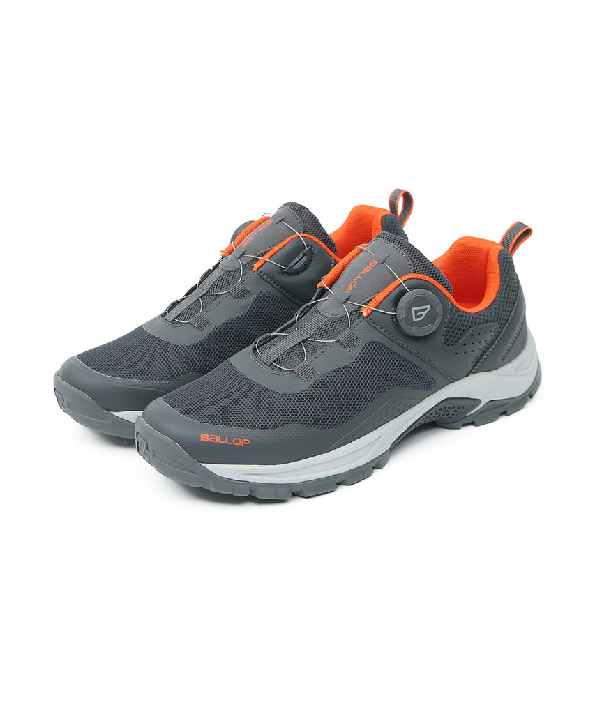 Ballop trekking shoes, KOTOR grey
